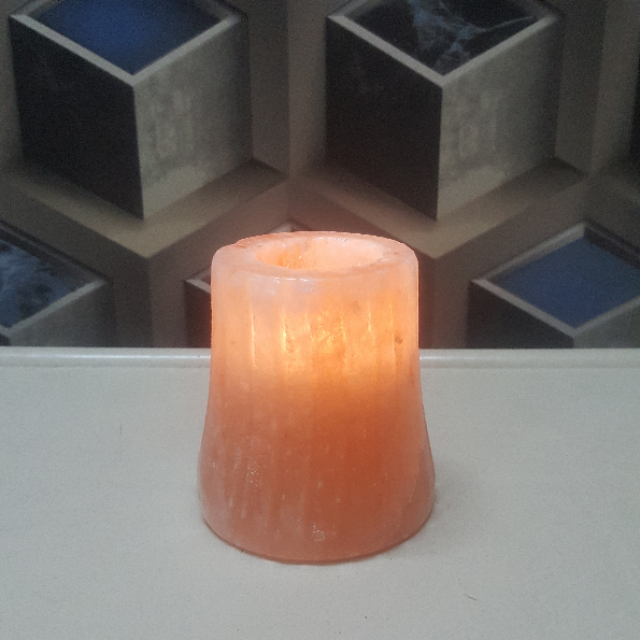 himalayan line candle holder