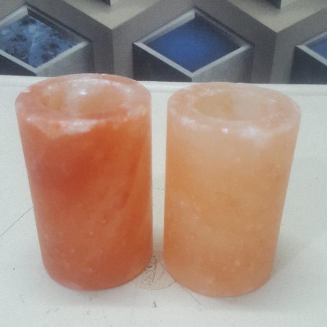 himalayan salt shot glass ( tequila )