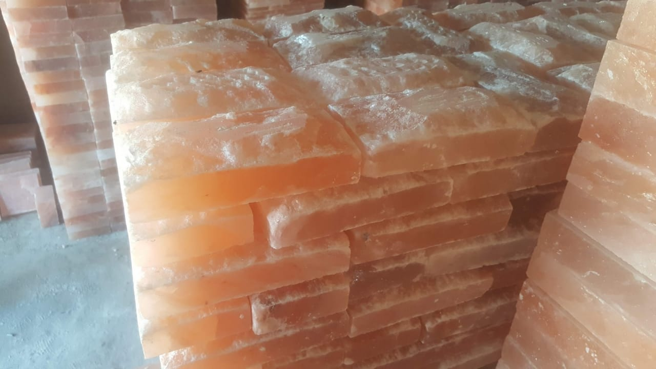 himalayan natural salt tiles factory view
